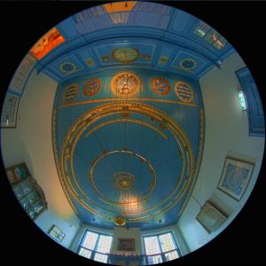 Planetarium Arrangement